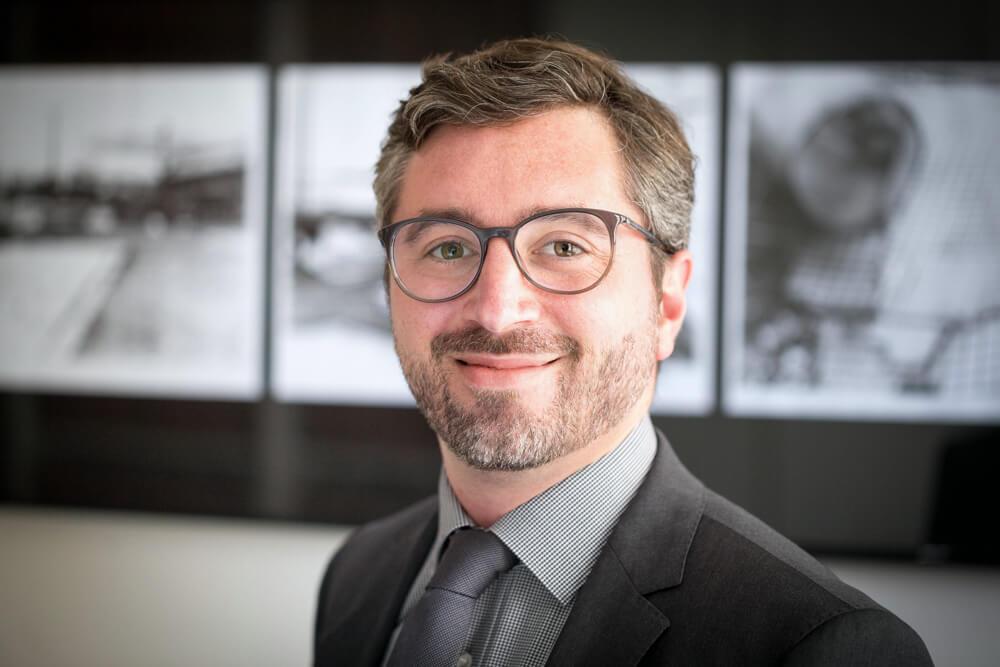 Felix Pause, angestellter Anwalt bei Schwamb Rechtsanwälte